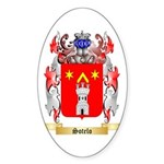 Sotelo Sticker (Oval 10 pk)