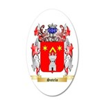 Sotelo 20x12 Oval Wall Decal