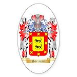 Soriyano Sticker (Oval 50 pk)