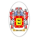 Soriano Sticker (Oval 50 pk)