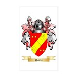 Soria Sticker (Rectangle 50 pk)