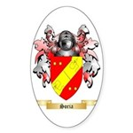 Soria Sticker (Oval)