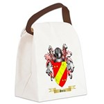 Soria Canvas Lunch Bag