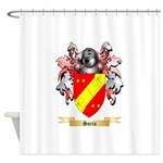 Soria Shower Curtain