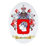 Soreby Oval Ornament