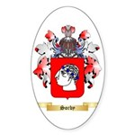 Sorby Sticker (Oval 50 pk)