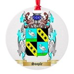 Soople Round Ornament