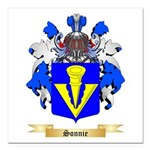 Sonnie Square Car Magnet 3