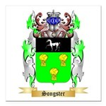 Songster Square Car Magnet 3