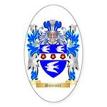 Sommer Sticker (Oval 50 pk)
