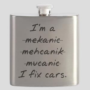 I Fix Cars Flask
