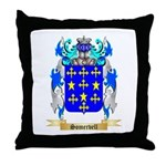 Somervell Throw Pillow