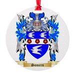 Somers Round Ornament
