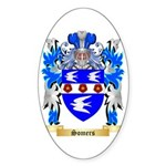 Somers Sticker (Oval 50 pk)