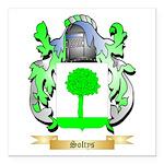 Soltys Square Car Magnet 3