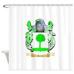 Solta Shower Curtain