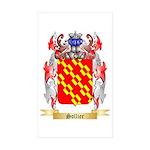 Sollier Sticker (Rectangle 50 pk)