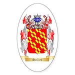 Sollier Sticker (Oval 50 pk)
