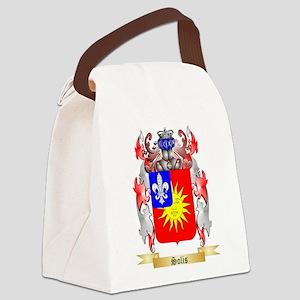 Solis Canvas Lunch Bag