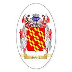 Solero Sticker (Oval 50 pk)