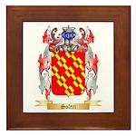 Soleri Framed Tile