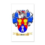 Soler 20x12 Wall Decal