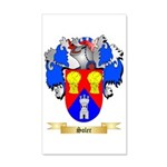 Soler 35x21 Wall Decal