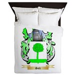Solc Queen Duvet