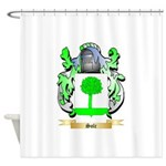 Solc Shower Curtain