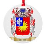 Solass Round Ornament