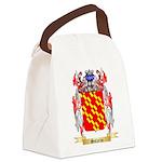 Solario Canvas Lunch Bag