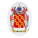Solario Oval Ornament