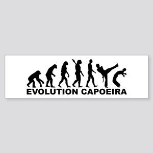 Evolution Capoeira Sticker (Bumper)
