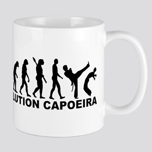 Evolution Capoeira Mug
