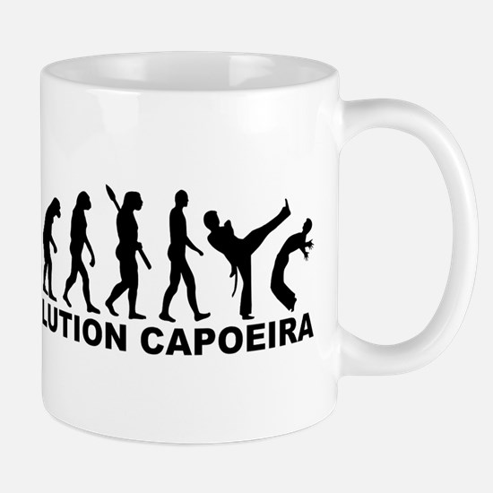 Evolution Capoeira Mug