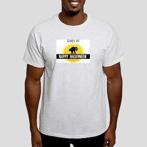 1st Halloween: Slone Light T-Shirt