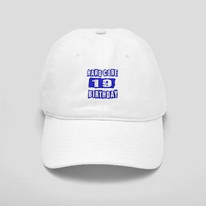 Hard Core 19 Birthday Cap
