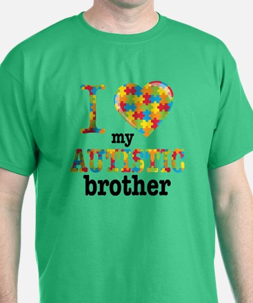 Autistic Brother T-Shirt