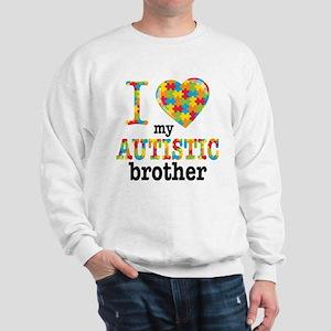 Autistic Brother Sweatshirt