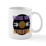 Vintage Vinyl Revolution Mugs