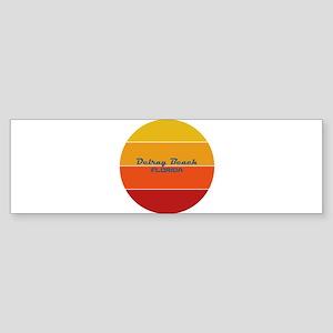 Florida - Delray Beach Bumper Sticker