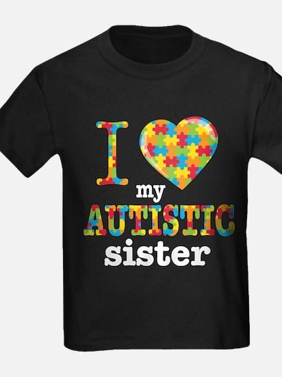 Autistic Sister T