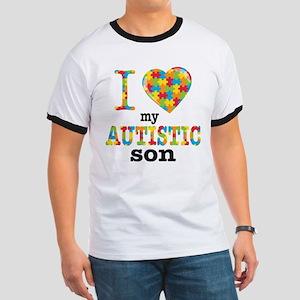 Autistic Son Ringer T