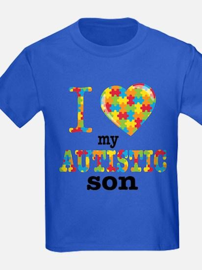 Autistic Son T