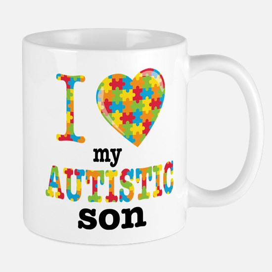 Autistic Son Mug