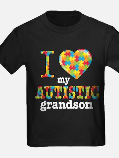 Autistic Grandson T