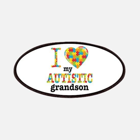 Autistic Grandson Patch