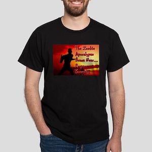 Zombie Apocalypse Draws Near T-Shirt