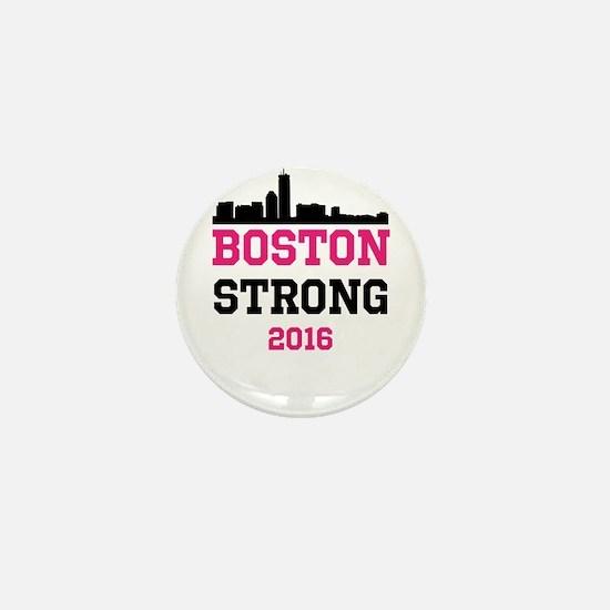 Boston Strong 2016 Mini Button
