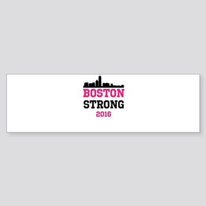 Boston Strong 2016 Bumper Sticker